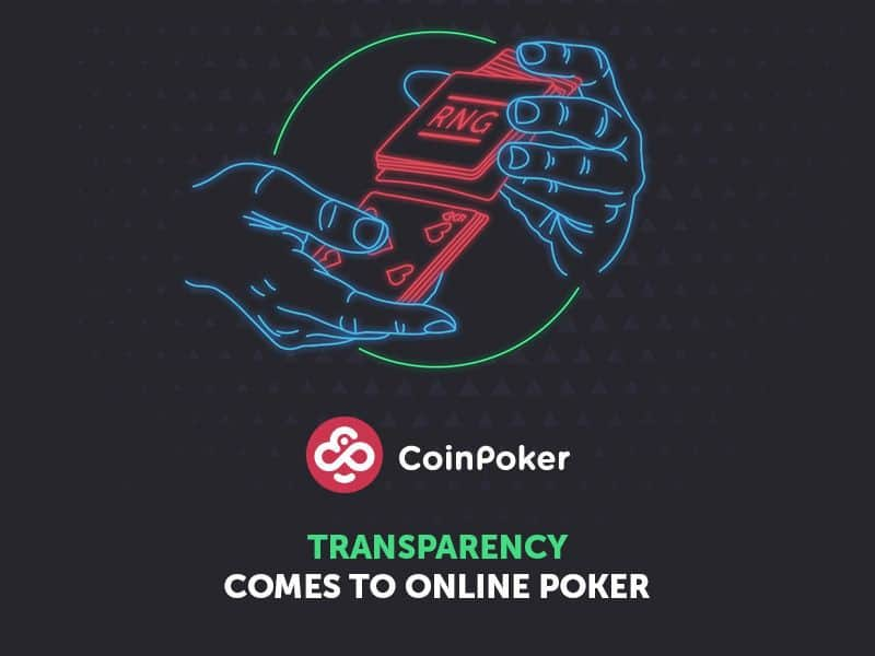 oinPoker Invites Cryptography and Poker Experts to Debunk their Transparent Card Shuffling Software and Take Home 1,000,000 CHP Bug Bounty