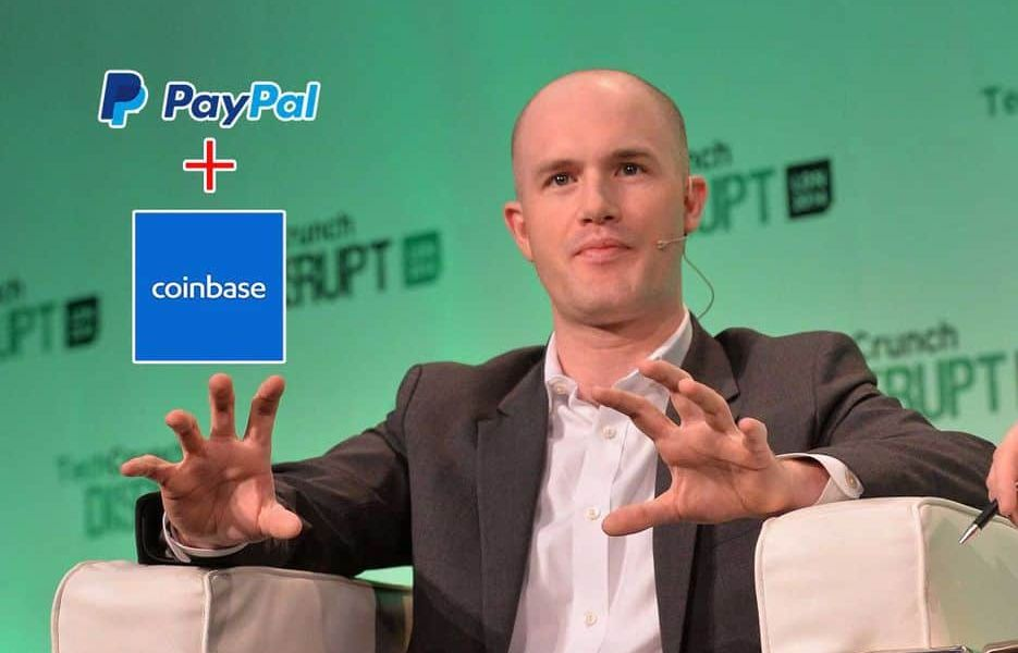 Coinbase Added an Option to Withdraw Money Via Paypal