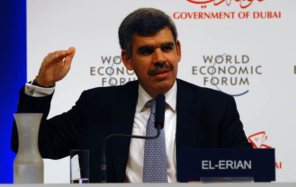 Crypto Confidence Strong With Allianz Chief Economic Advisor, Mohamed El-Erain