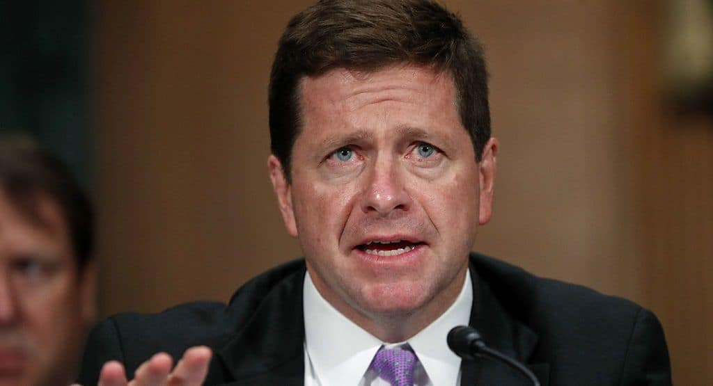 Jay Clayton Outlines Obstacles to Crypto ETFs, Market Surveillance and Custody Main Barriers