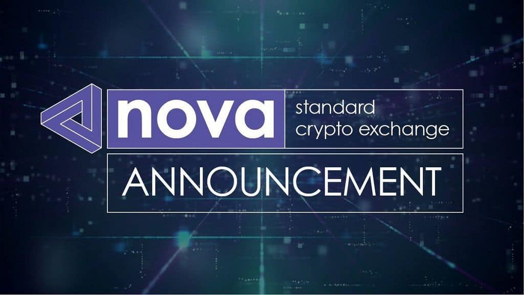 The Goobit Group Opens Exchange for Global Trading in Cryptocurrency, Nova Exchange, on Monday 312