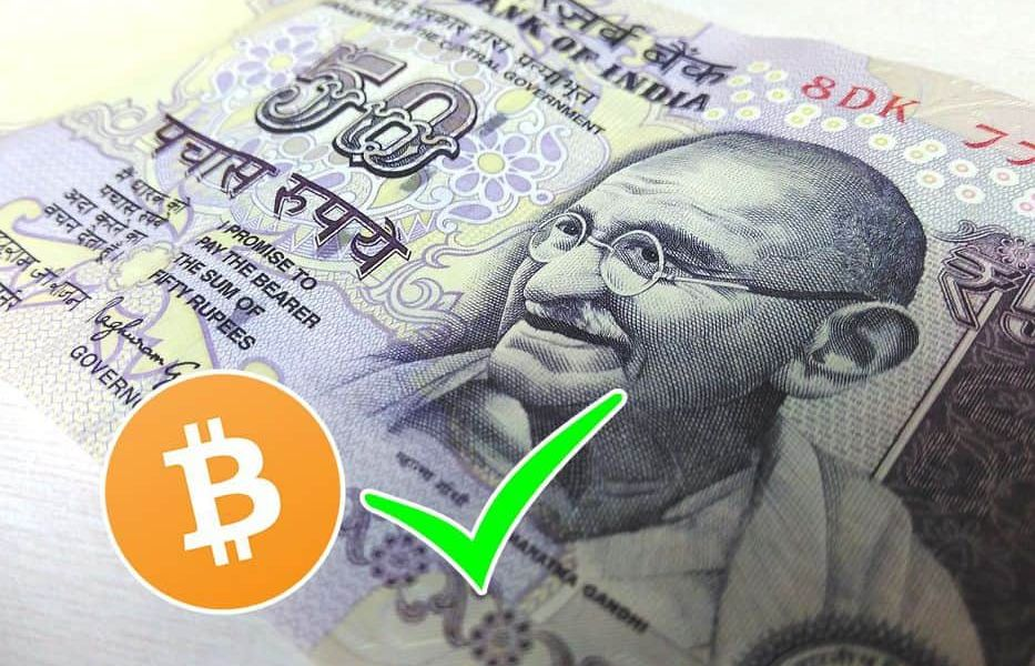 Indian Government Considers Legalizing Cryptocurrencies