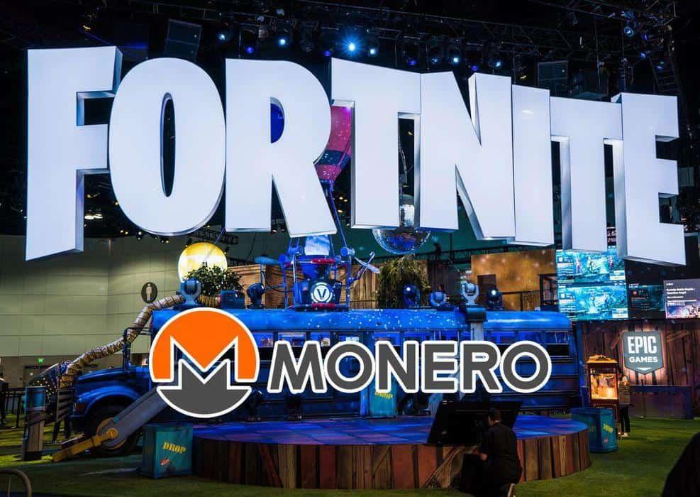 "Fortnite's Merchandise Store ""Retail Row"" Now Accepts Monero"
