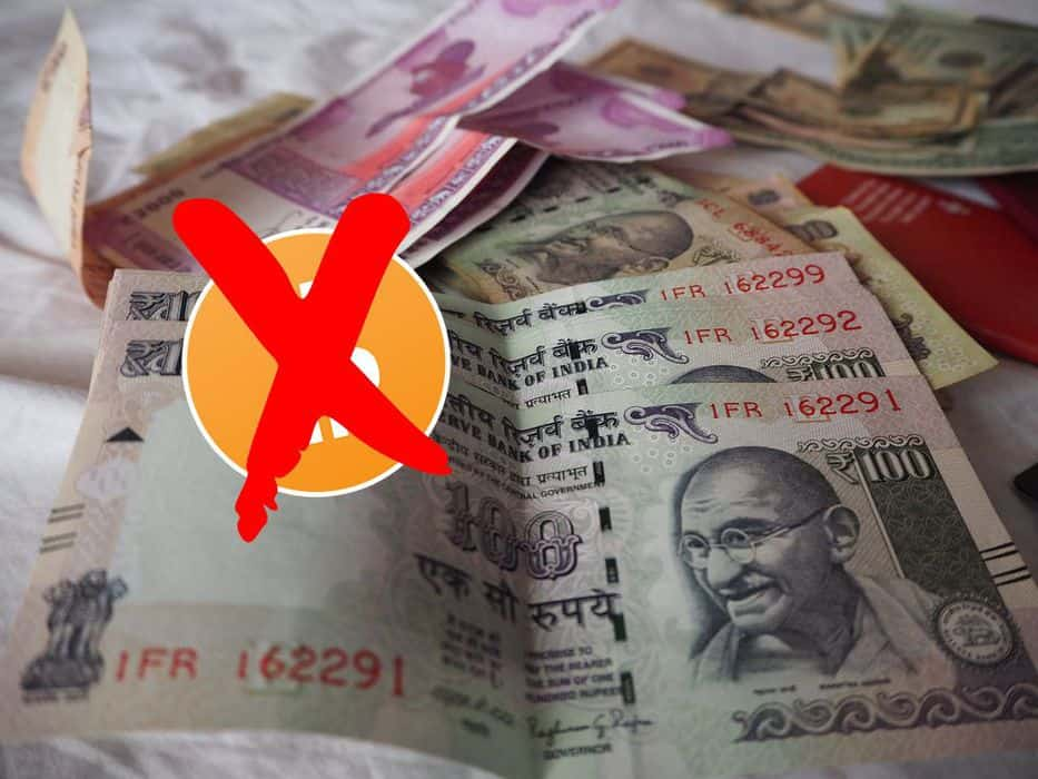 Indian Banks Requiring Customers to Sign Contract Not to Use Cryptocurrencies
