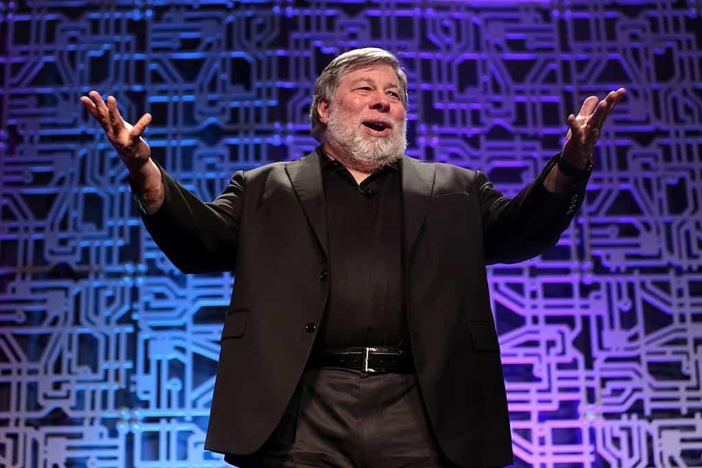 Steve Wozniak Sold His Bitcoin at Its Peak $20,000 Valuation