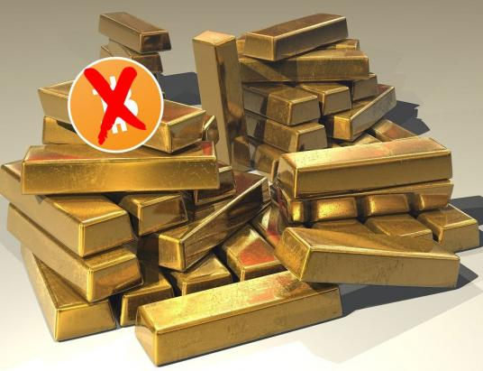 Van Eck Investors Pulling Out of Bitcoin, Into Gold