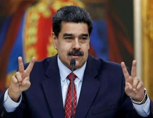 Venezuela Russian Jet Arrives to Withdraw 20 Tons of Gold From Country's Holdings