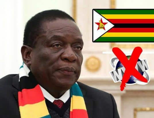 Zimbabwe Government Shuts Down Internet, Backfires Spectacularly Affecting Economy