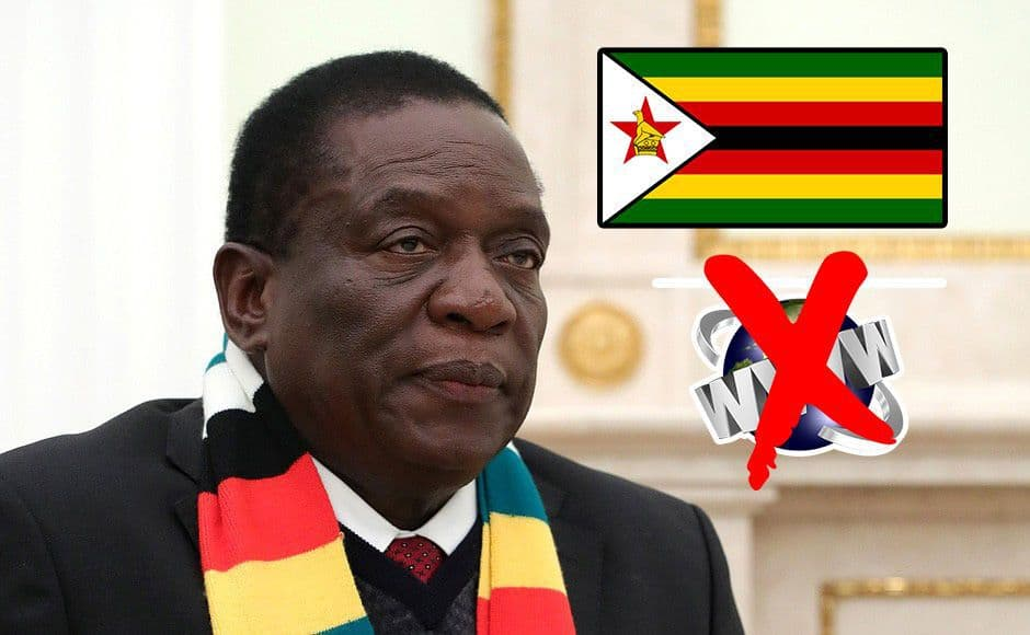 Zimbabwe Government Shuts Down Internet, Backfires Spectacularly Affecting Economy