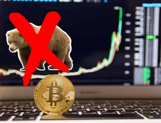 Is The Bear Market Over Or Just A Bounce Before The Price Goes Further Down