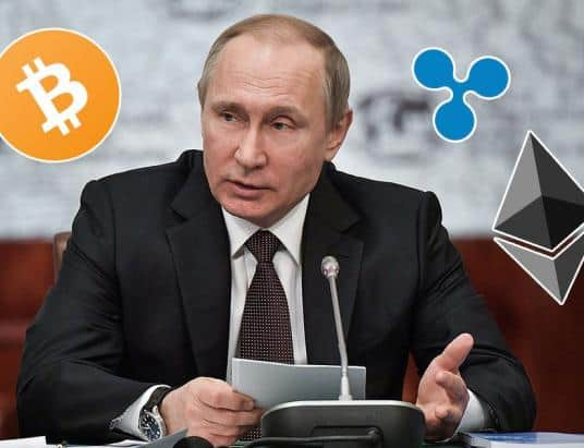 Russian President Vladimir Putin Orders Cryptocurrency Regulation, Sets July 1 Deadline
