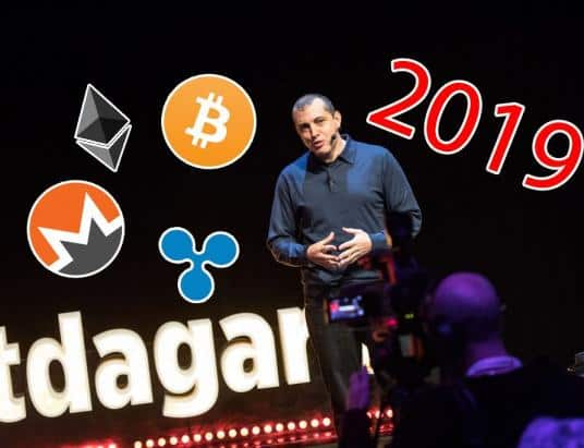 "Andreas Antonopoulos Speech Heralded as ""2019's State of the Crypto Industry Address"""