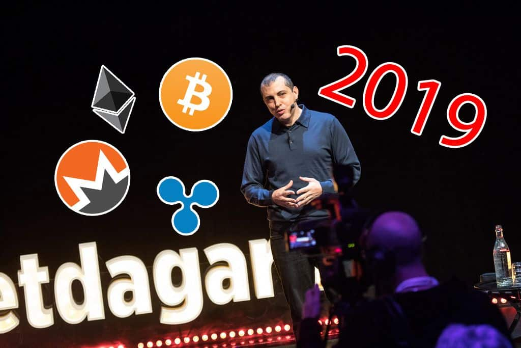 """Andreas Antonopoulos Speech Heralded as """"2019's State of the Crypto Industry Address"""""""