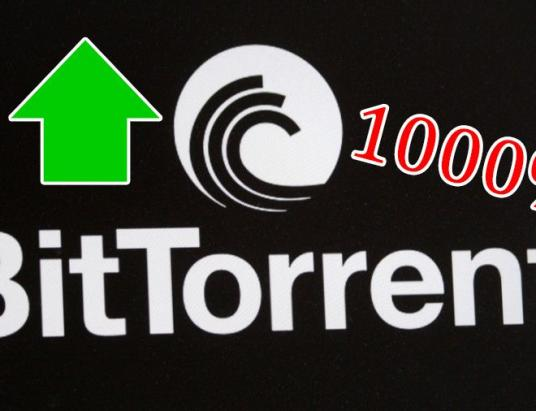 BitTorrent Bulls in a Bear Market as Price Up 1000% Since ICO