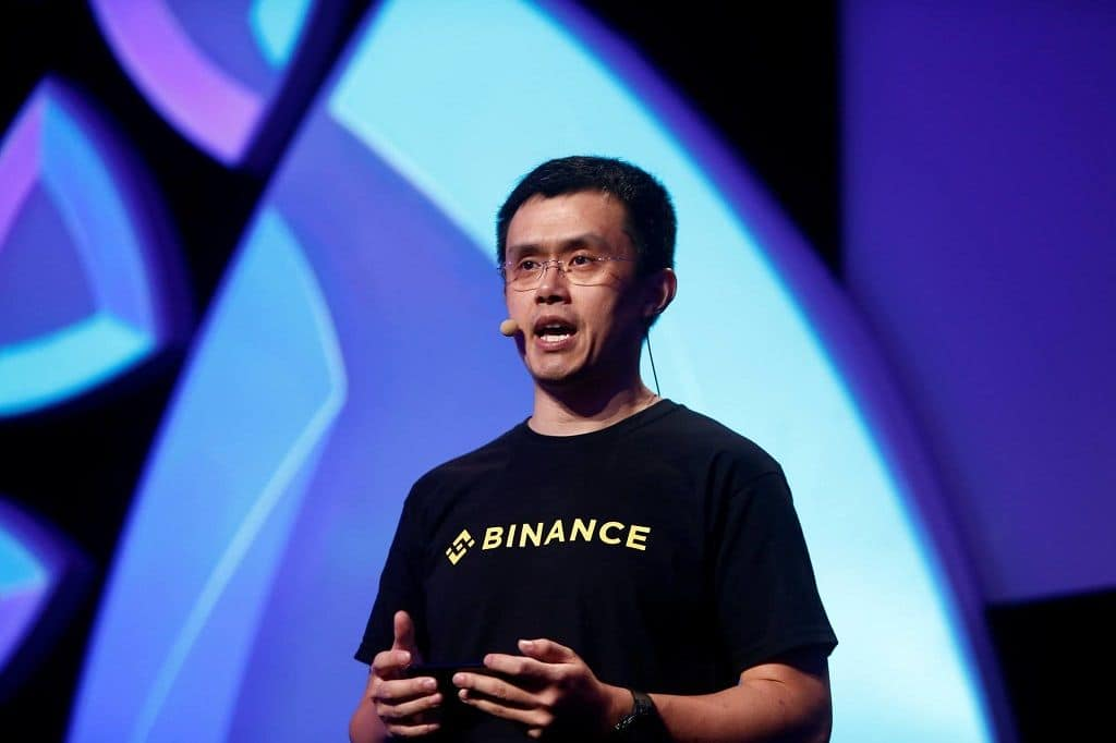 Bitcoin Revolution 'Still at the Beginning of the Beginning' according to Binance CEO