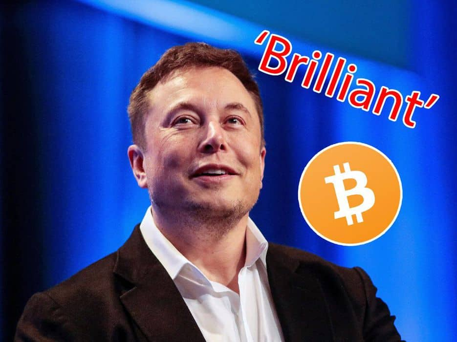 Elon Musk Bitcoin is Brilliant and Crypto is Way Better than Fiat Money