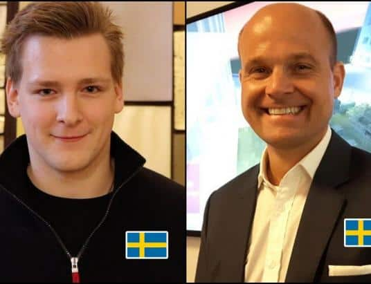 Ivan on Tech and COO of Microsoft CEE Urge Swedish Minister to Digitize Sweden