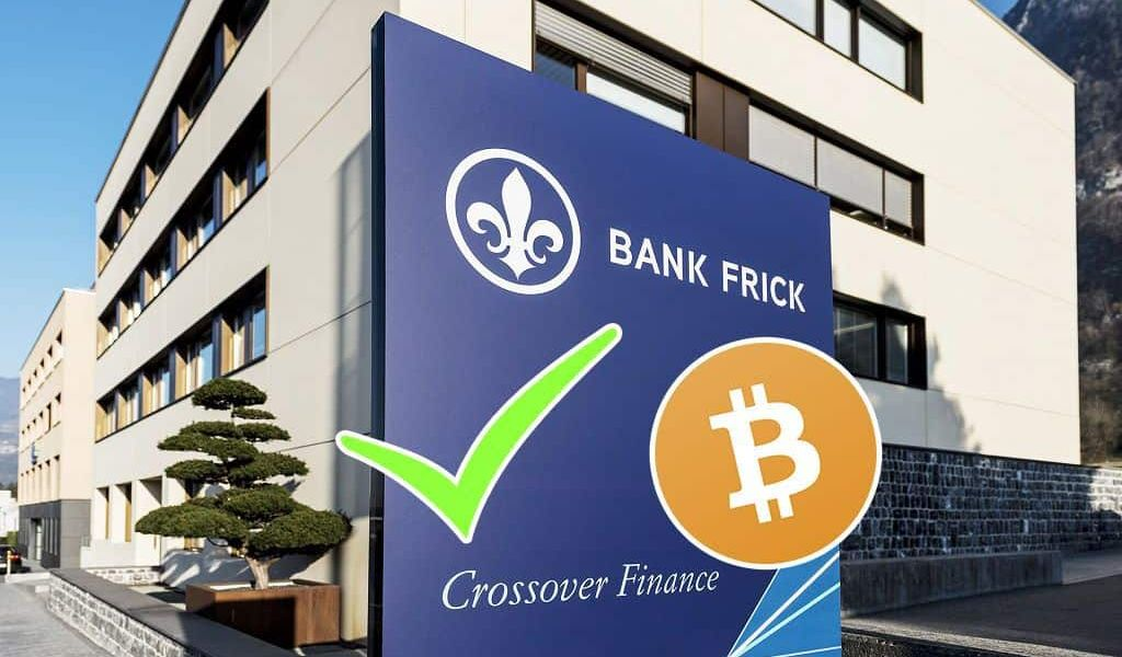 Liechtenstein-Based Bank Frick Announces Institutional Cryptocurrency Trading Platform