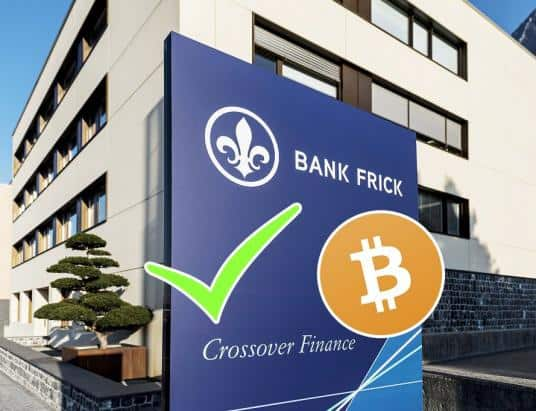 Liechtenstein-Based Bank Frick Announces Institutional Cryptocurrency Trading Platform