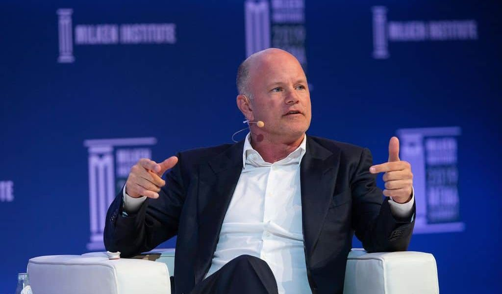 Mike Novogratz Institutions Will Enter the Market After Core Infrastructure Is In Place