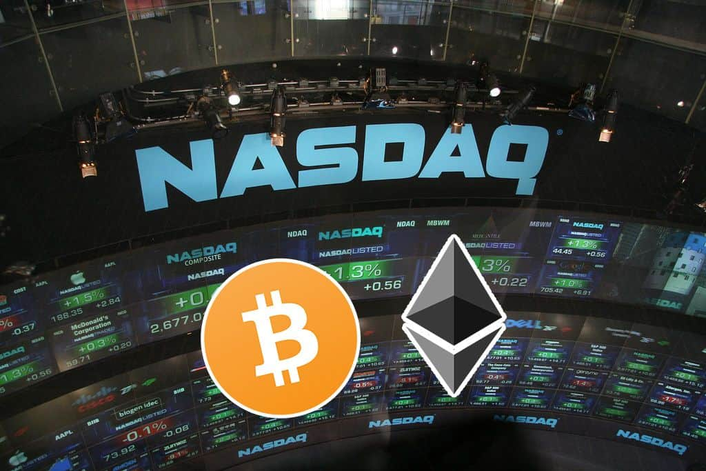 Nasdaq Relationship With Brave New Coin For Real-time Bitcoin And Ethereum Price
