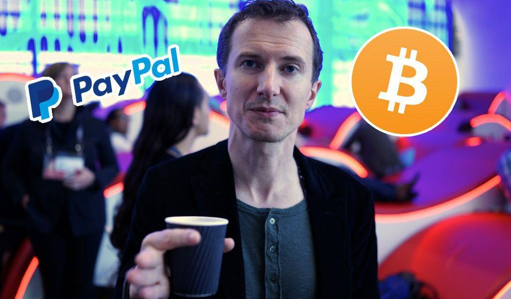 """PayPal Co-Founder Admits Original Mission of PayPal Was Creating A """"Global Currency"""" Much Like Cryptocurrency"""