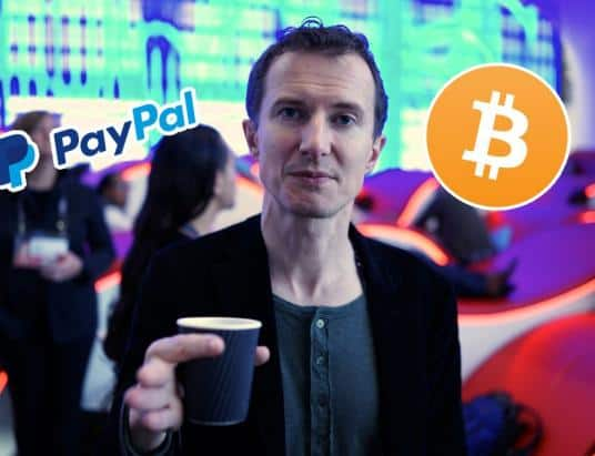 "PayPal Co-Founder Admits Original Mission of PayPal Was Creating A ""Global Currency"" Much Like Cryptocurrency"