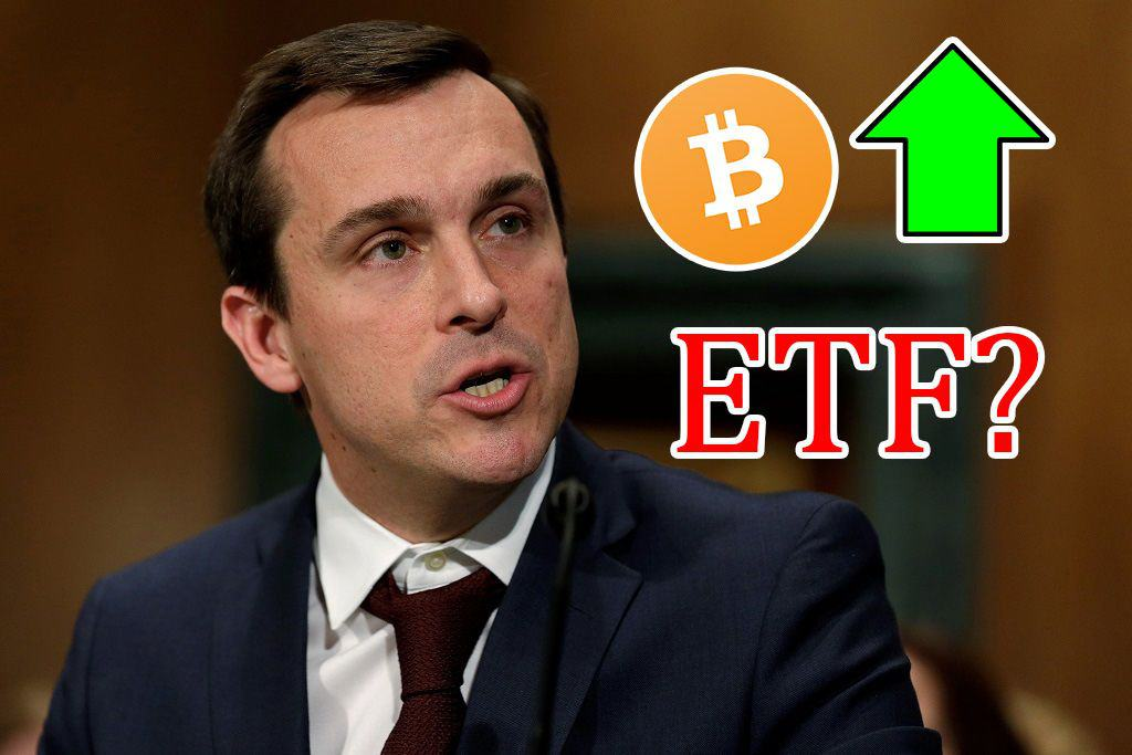 SEC Commissioner Robert Jackson Teases Bitcoin ETF in Leaked Interview