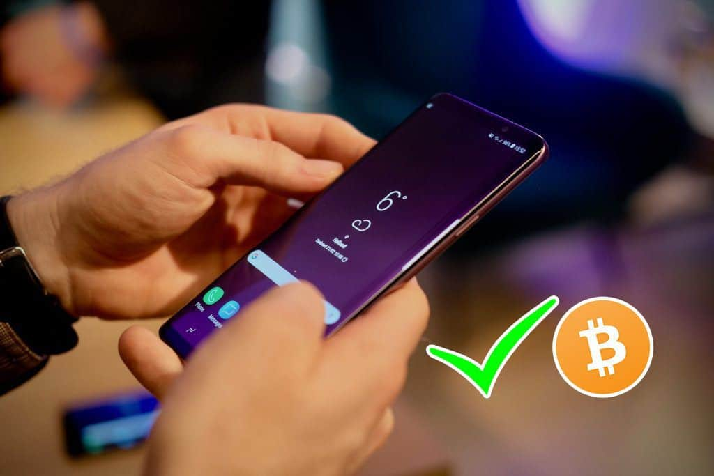 Samsung Reveals That Galaxy S10 Will Ship With Private Cryptocurrency Key Storage