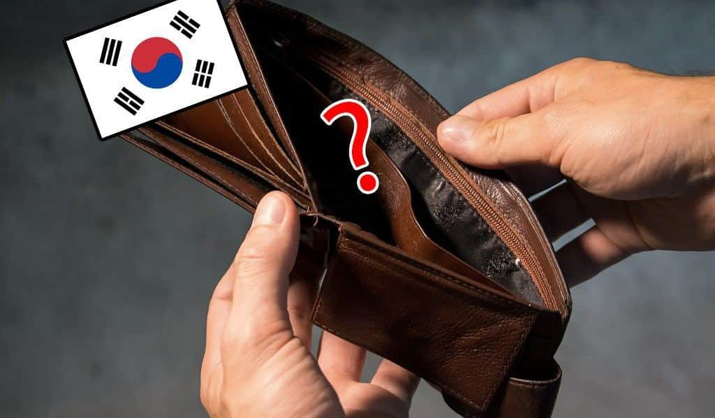South Korean Cryptocurrency Exchanges Announces Bankruptcy
