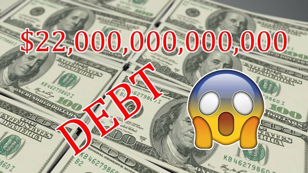 US Debt Exceeds $22 Trillion Why Bitcoin Matters