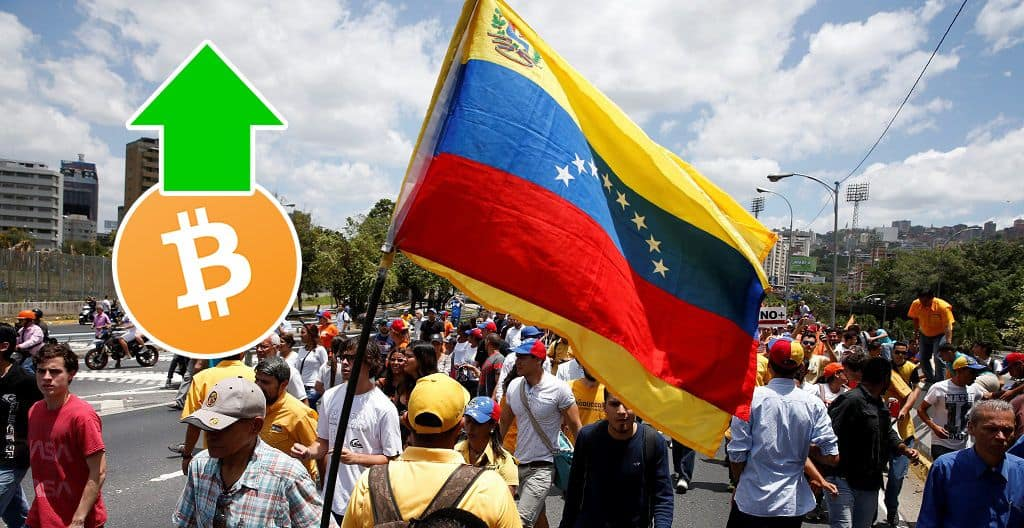 Venezuela New Law Makes Bitcoin Trading Soar To All-Time High