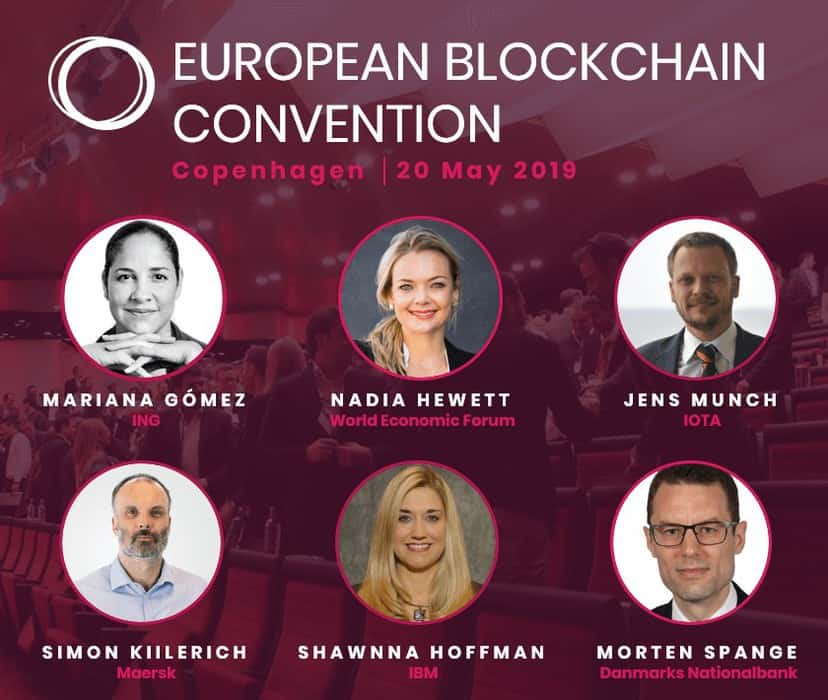 European Blockchain Convention, Nordic Edition