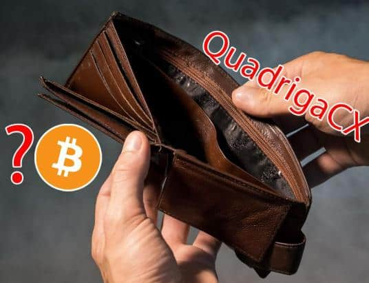 QuadrigaCX Cold Wallets Reportedly Found To Be Empty, $150 Million Mysteriously Missing