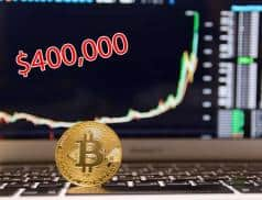 Bitcoin $400k Is Possible At Next Bull Run According To Analyst