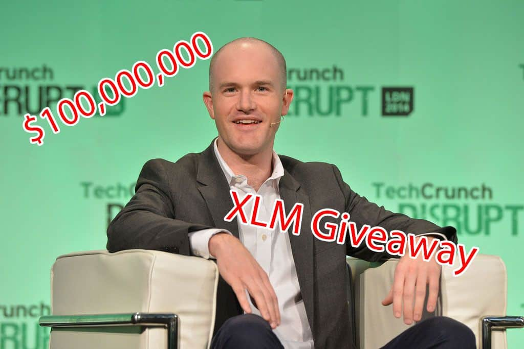 Coinbase to Give Away $100 Million Worth of Stellar Lumens