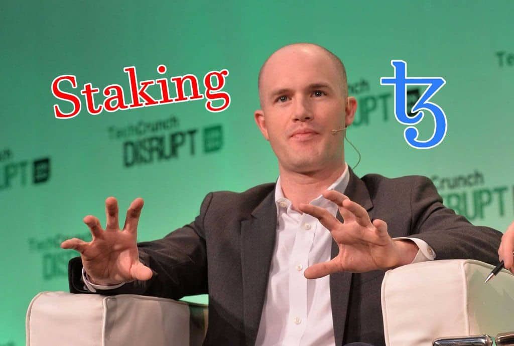 Coinbase to Offer Passive Income from Staking to its Institutional Investors