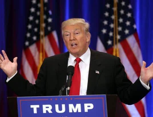 Donald Trump Loses Support of Senate Republicans Over Wall – Veto Threatened