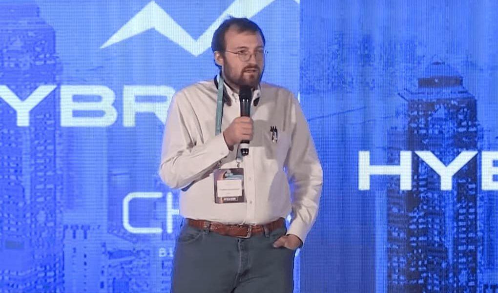 Hoskinson on Blockchain's Role in Future Society