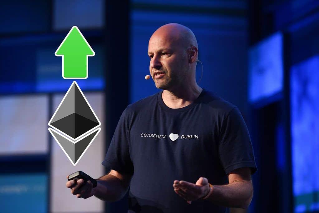 Joseph Lubin Blockchain Will Capture Half of the World's Wealth