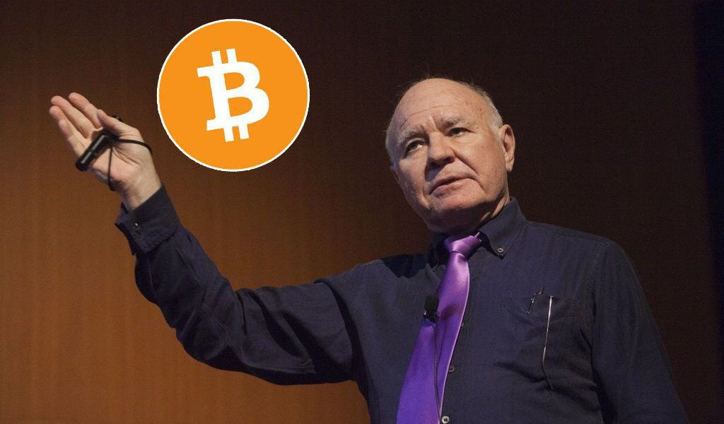 Legendary Investor Marc Faber Buys His First Bitcoin