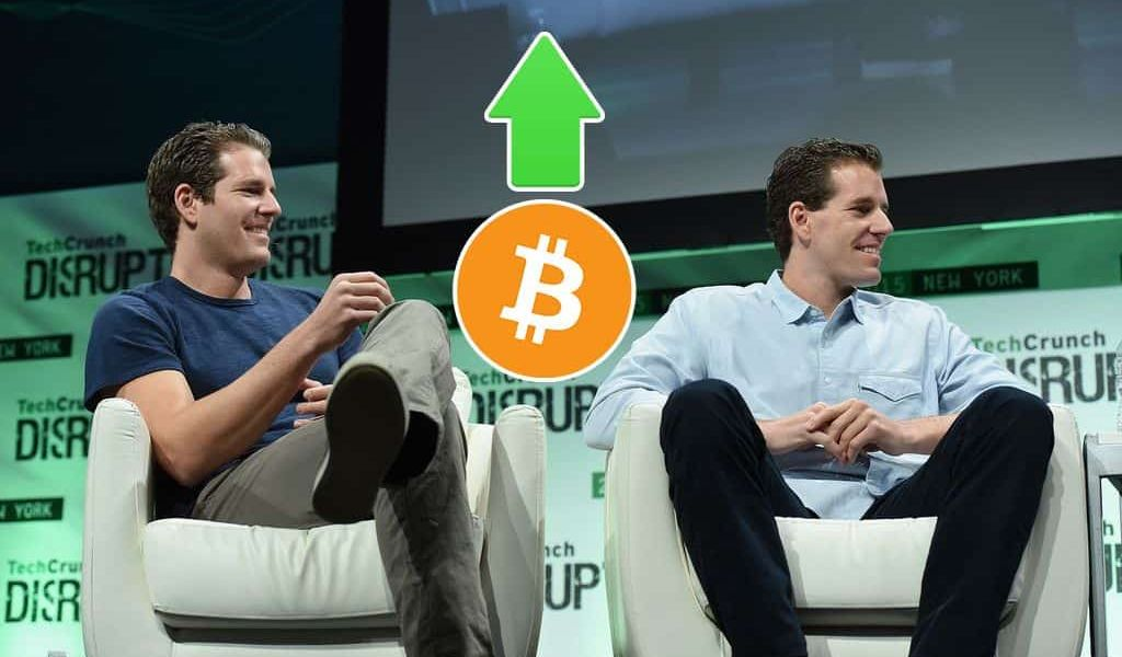 The Winklevoss Twins, Crypto is at a Tipping Point