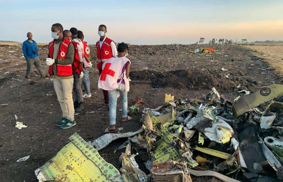 "Wreckage Part Reveals Ethiopian Airlines Boeing 737 Max Aircraft Was Set to Dive, Charles Hoskinson ""Wouldn't Be Surprised"" if Hacking Was Involved"