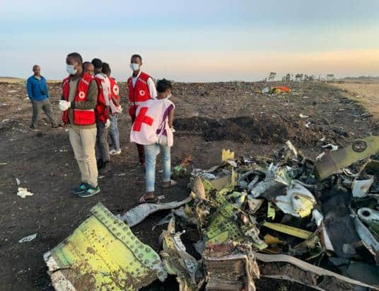 """Wreckage Part Reveals Ethiopian Airlines Boeing 737 Max Aircraft Was Set to Dive, Charles Hoskinson """"Wouldn't Be Surprised"""" if Hacking Was Involved"""