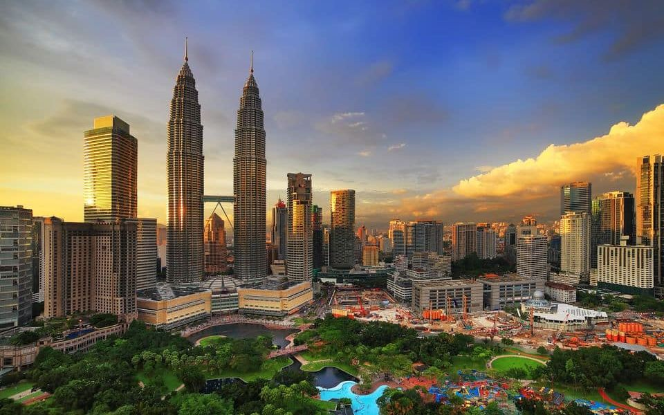 "A ""Blockchain City"" With Support From The Chinese Government Is Being Created in Malaysia"