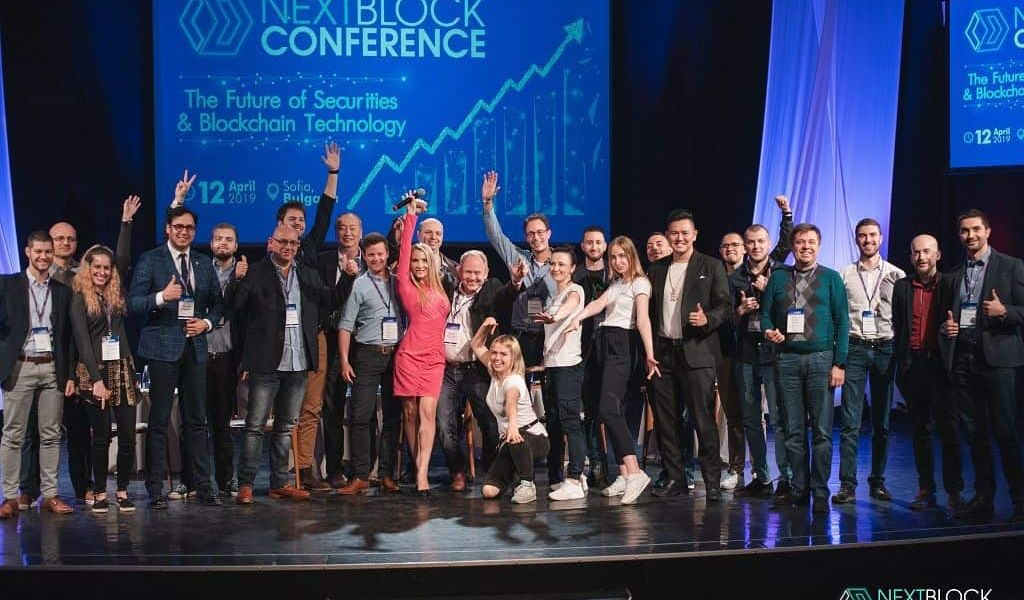 IT HAPPENED NEXT BLOCK SOFIA 2.0 Blockchain Conference!