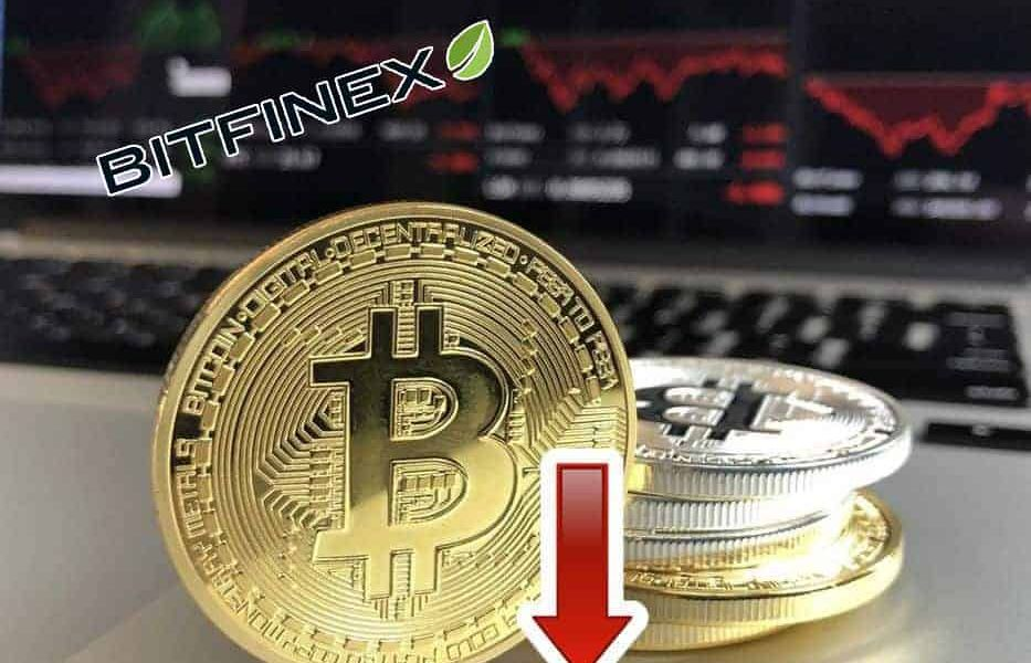 Bitcoin Dips Following Alleged Bitfinex Coverup of $850 Million Loss