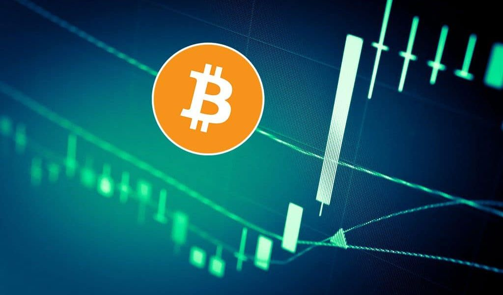 The recent Bitcoin rally broke the $8,000 line