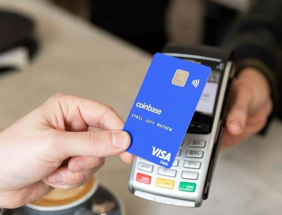 Coinbase Launches Cryptocurrency-Based Visa Debit Card