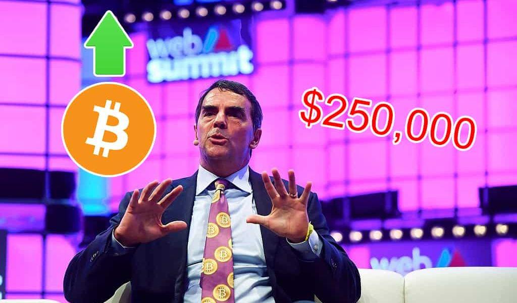 Crypto Billionaire $250,000 per Bitcoin in 2023